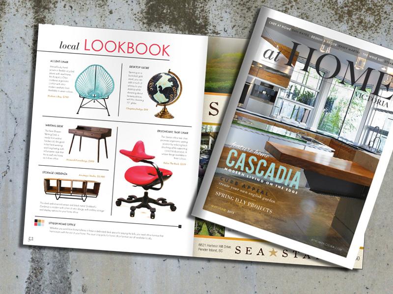 At Home Victoria feature Goddard's credenza- Arostegui Studio