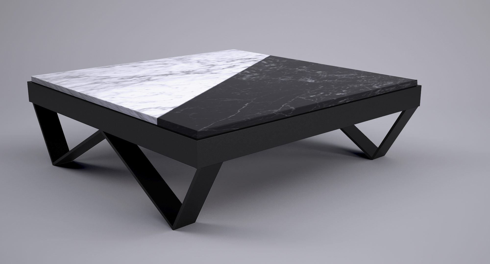 Wcoffee table - Tables