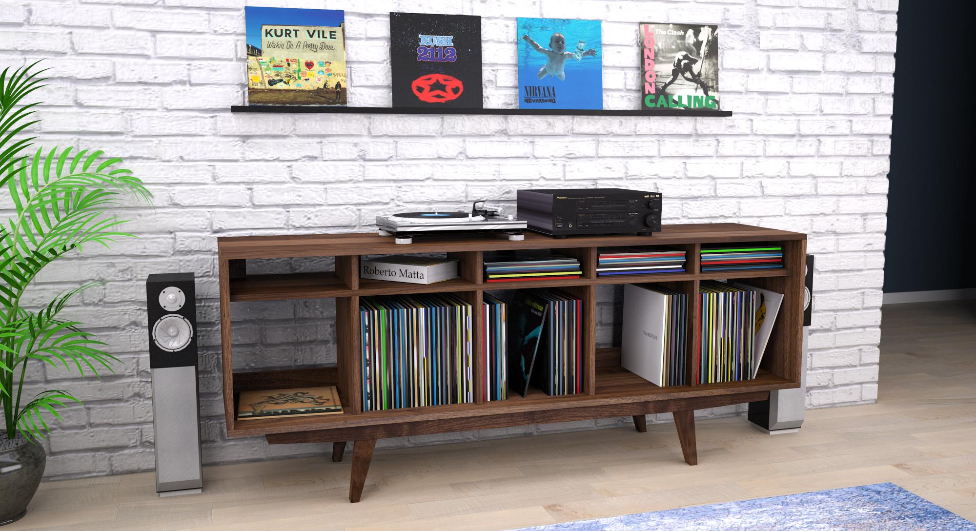 VINILO credenza - Shelves & Storage
