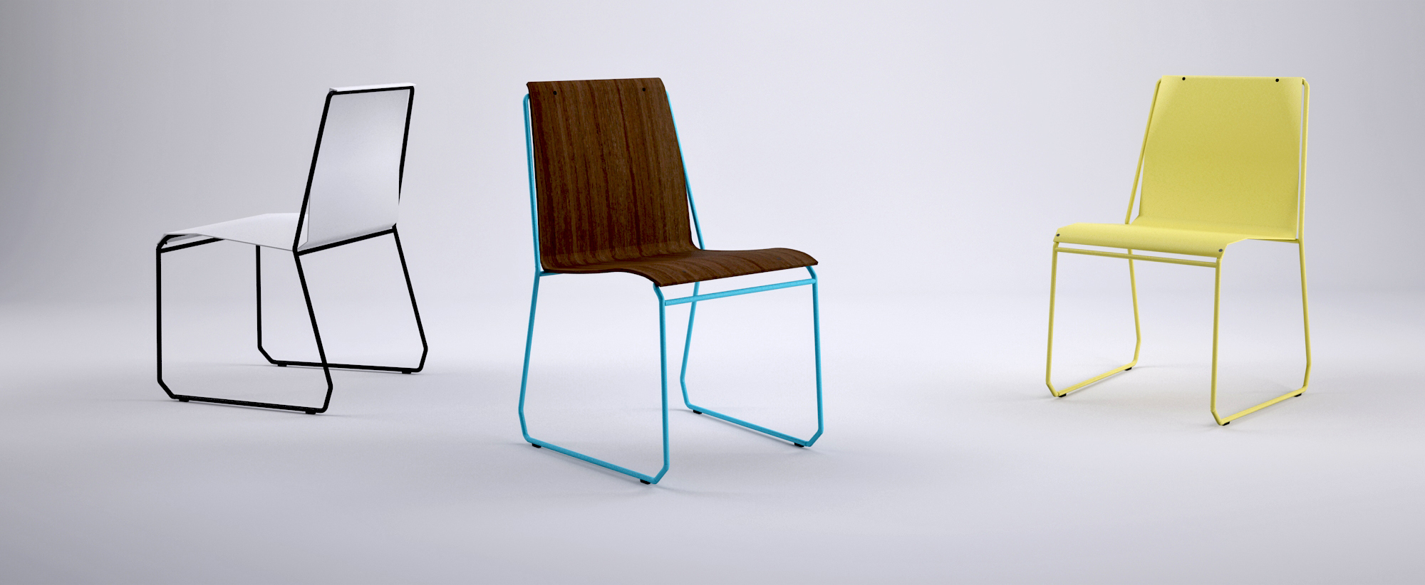 lUCCA CHAIR - Seating/ Concept design