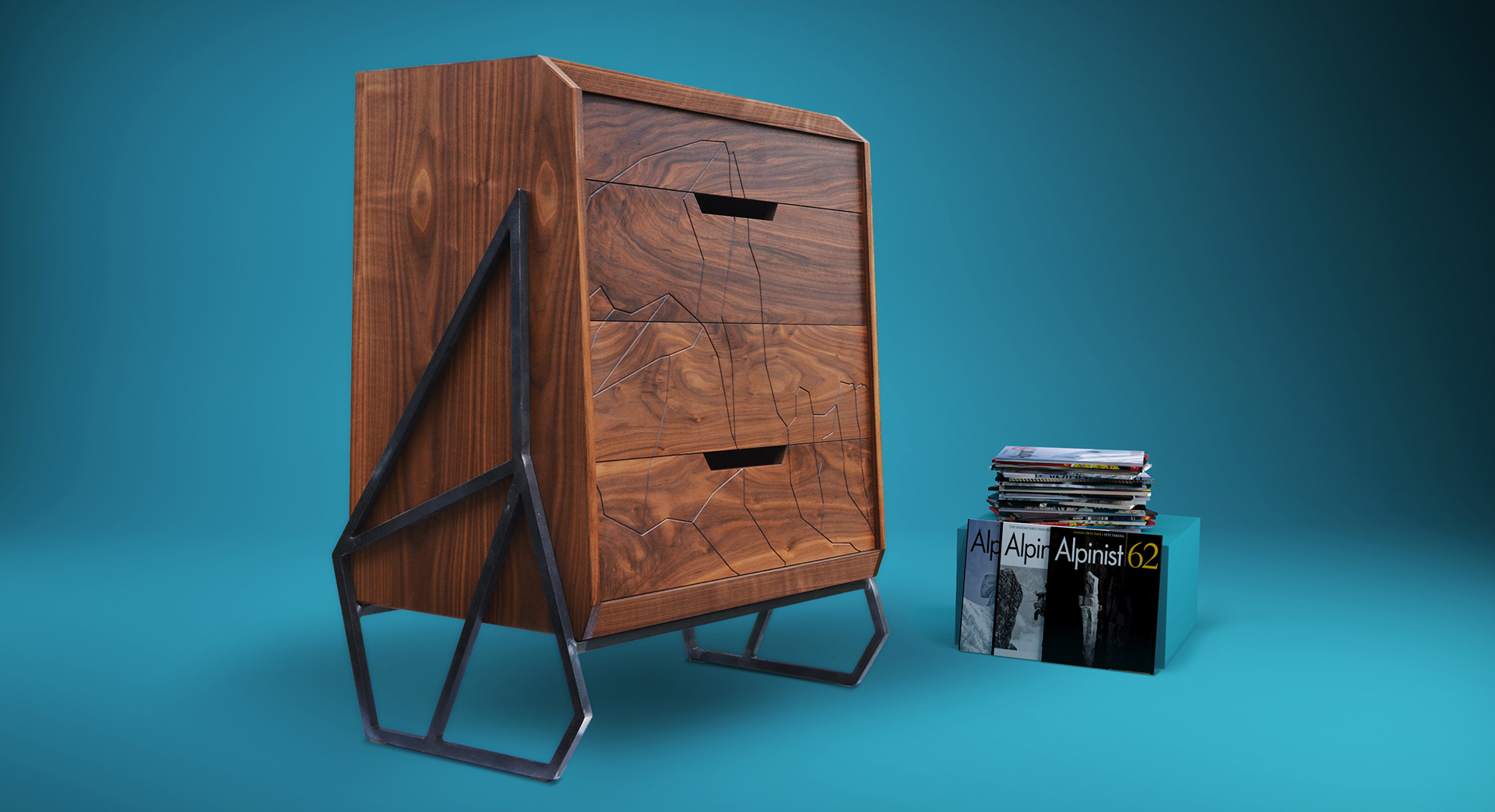 D'onis dresser 1- custom made by Arostegui Studio