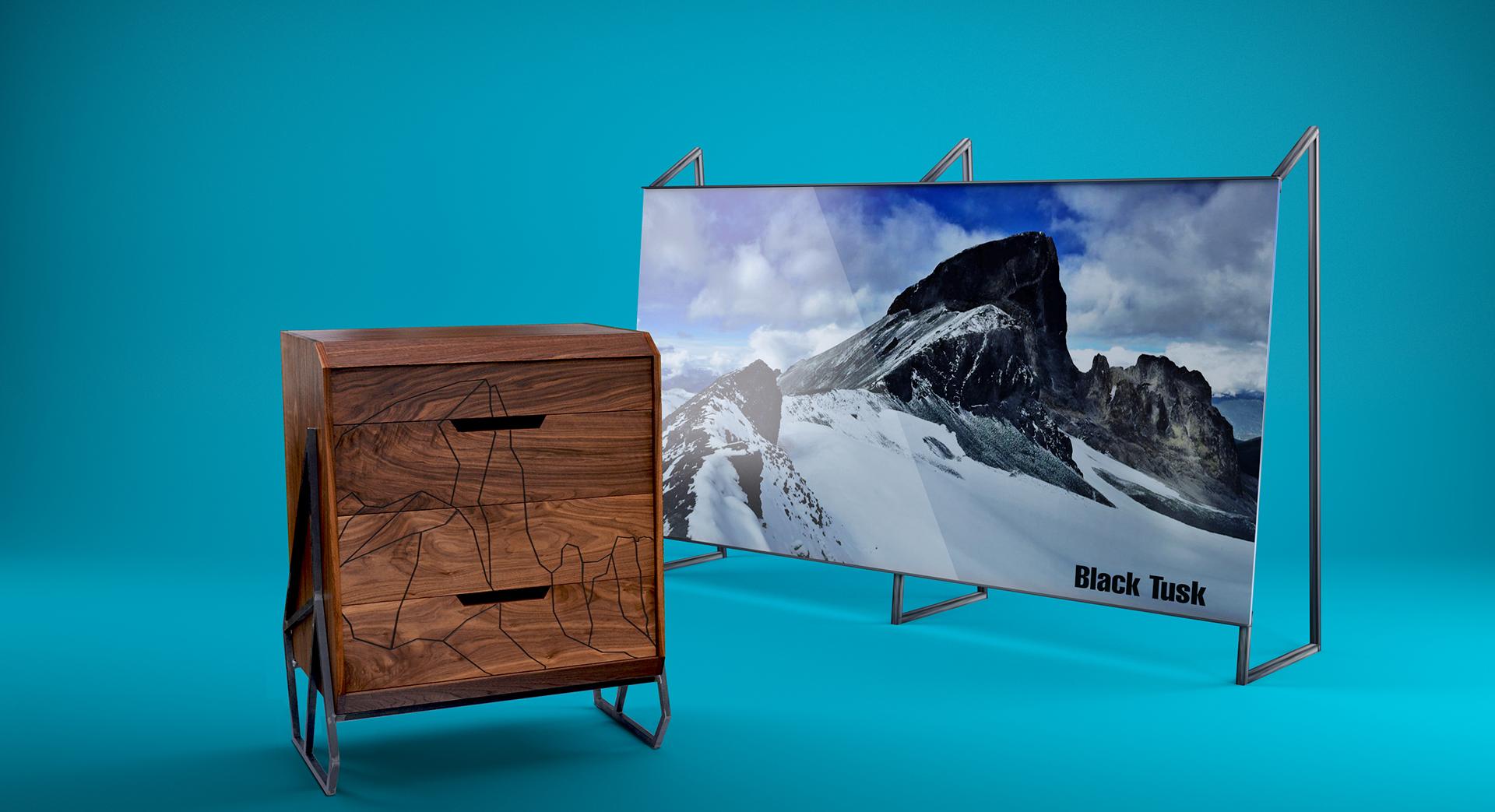 D'onis dresser 2- custom made by Arostegui Studio