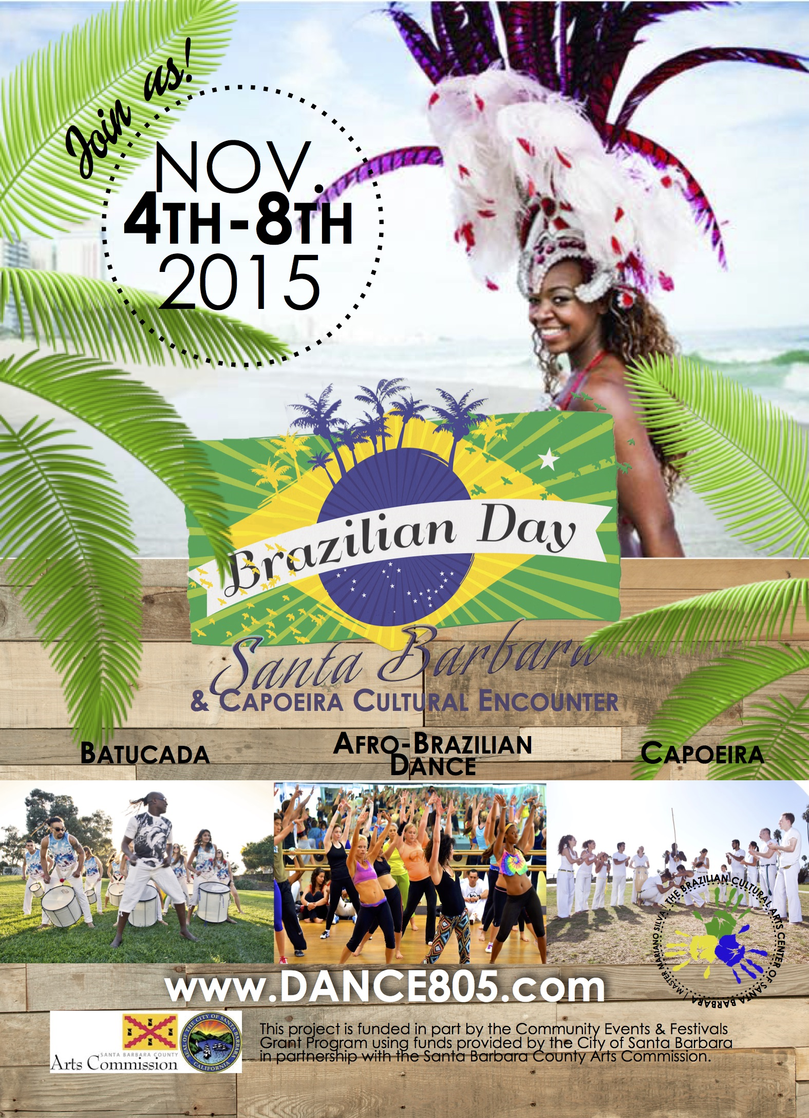 Brazilian Day Santa Barbara