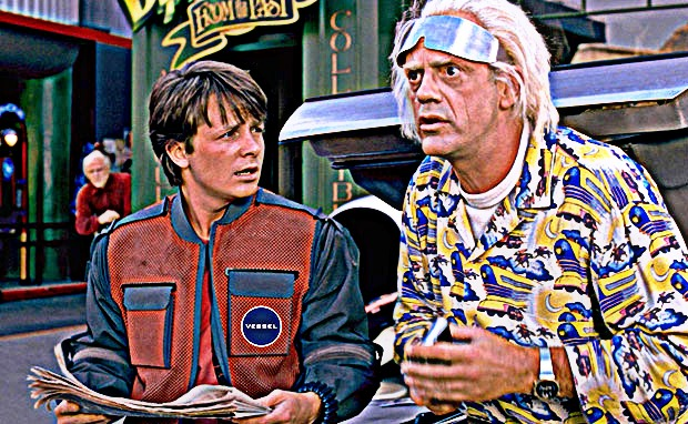If you'd like to order a Vessel Marty McFly Jacket, please email kluster@vesselarchitecture.com. Available for a limited time as they will return to 1985.