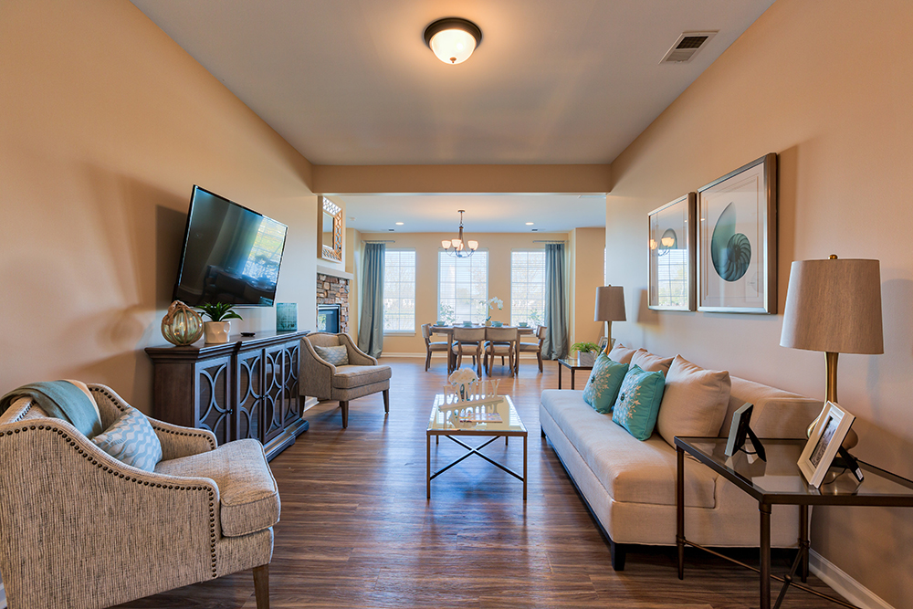 Green Oaks Independent Living, Assisted Living & Memory Care TV Lounge.jpg