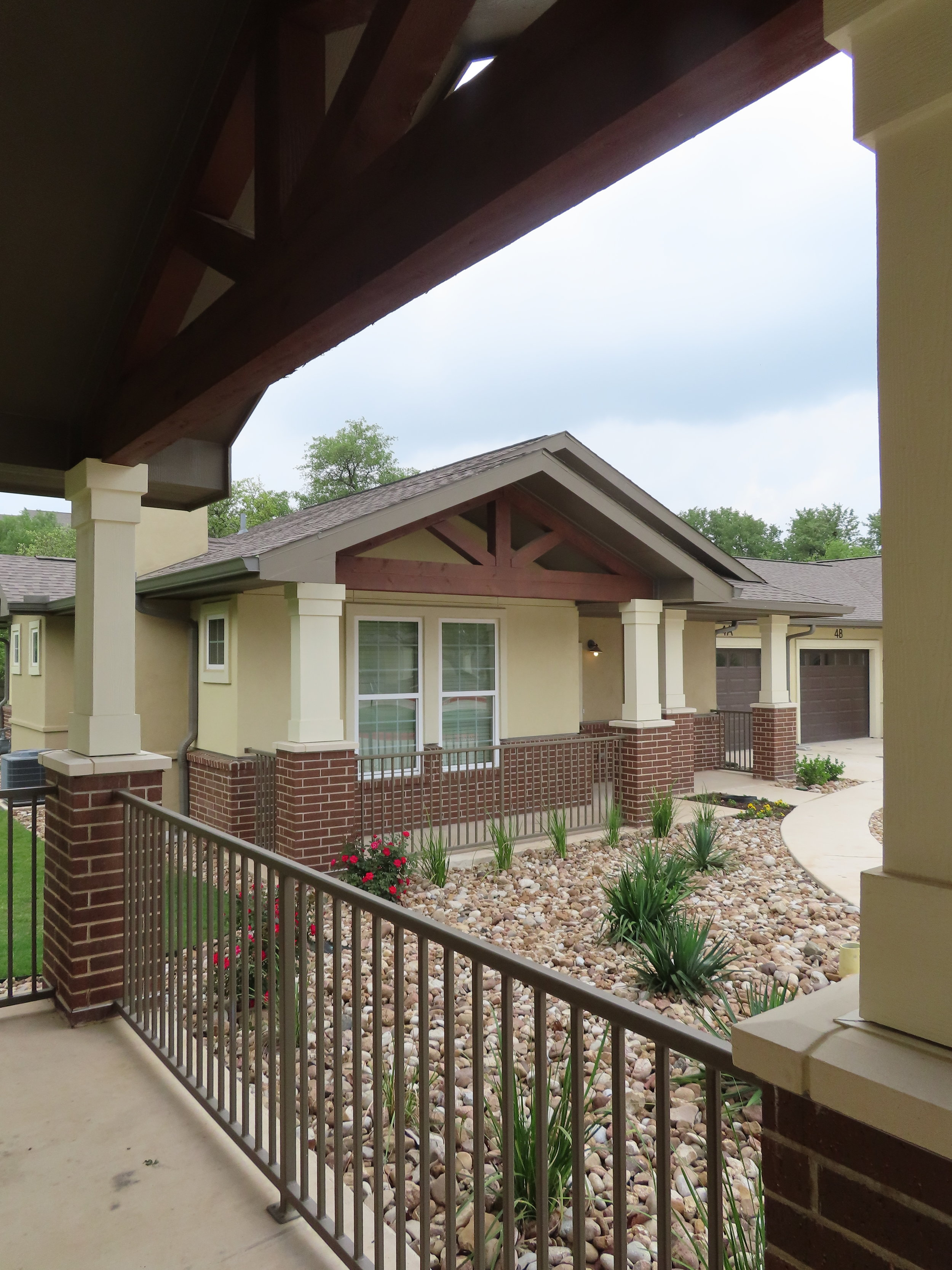 Cedar Park Independent Living, Assisted Living & Memory Care Villa Close Up.JPG