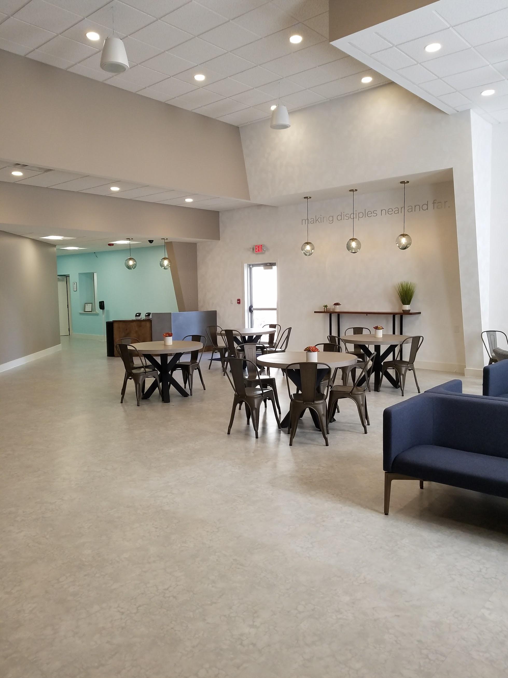 New Community Church Coffee Area.jpg