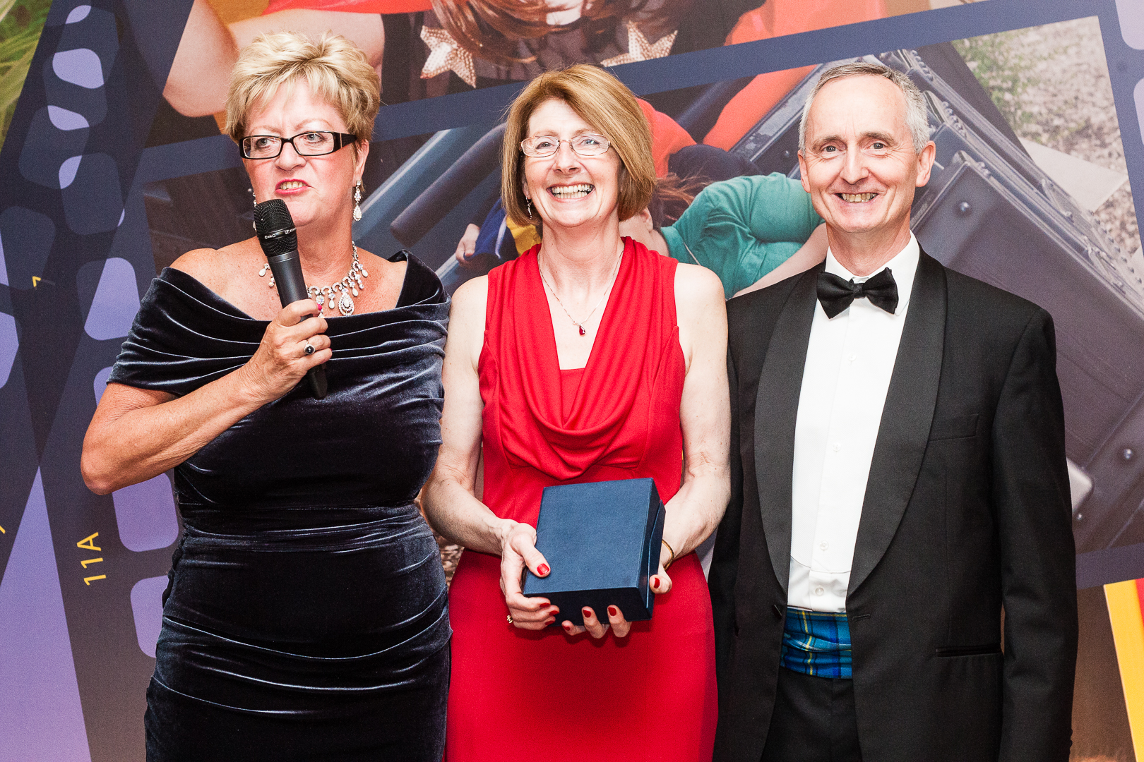 Susan Dudley is Appointed KidsOut Lifetime Ambassador at the 2015 Question of Sport event in London