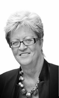 Helen Pitcher, OBE