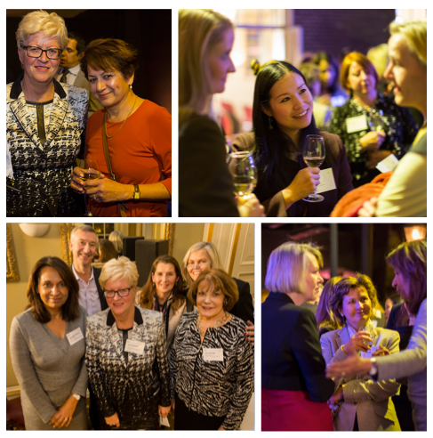 iW50 event, London. Images curtesy of INSEAD International Directors Network (IDN)