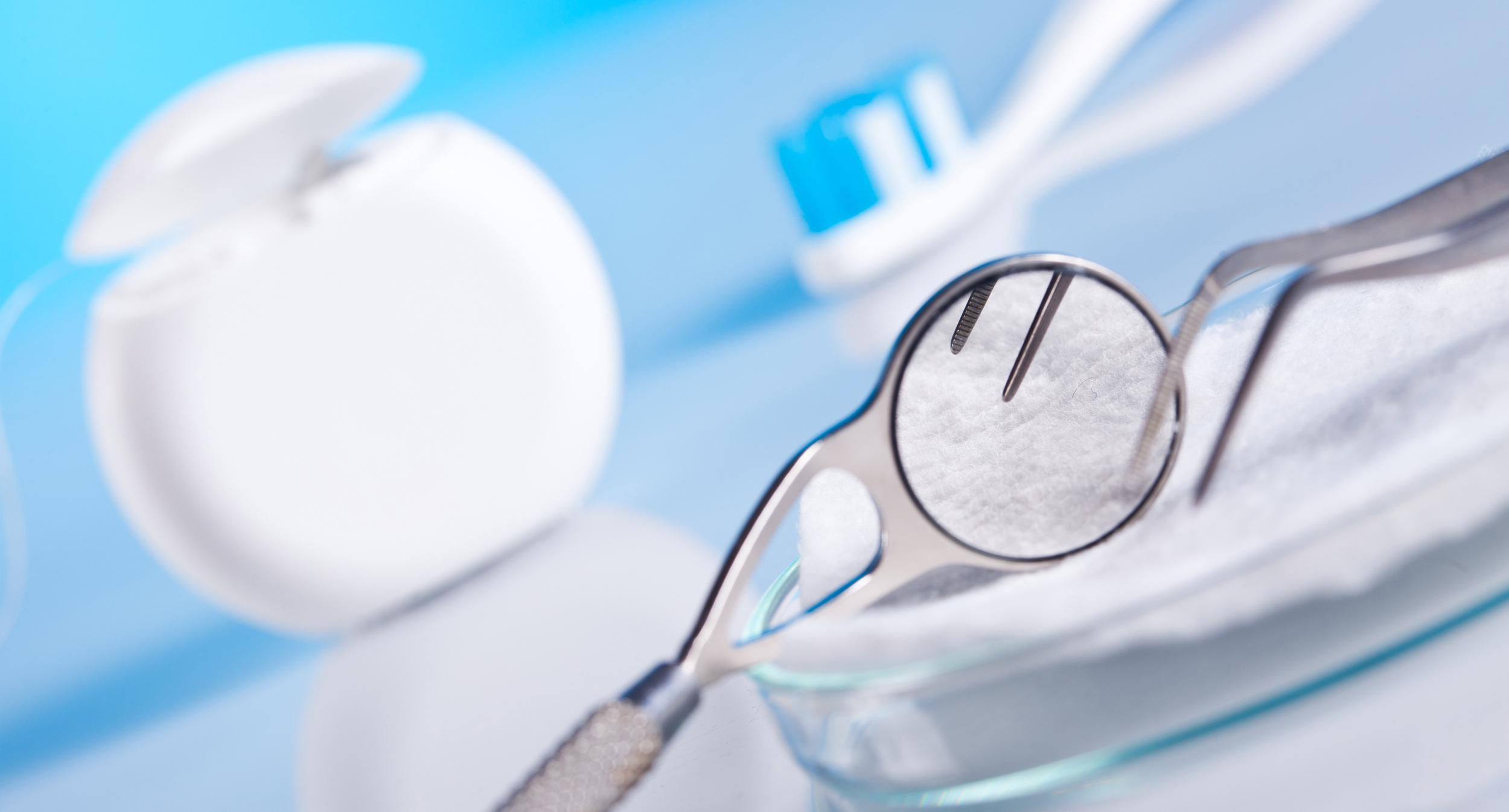 Dental cleanings and exams are important