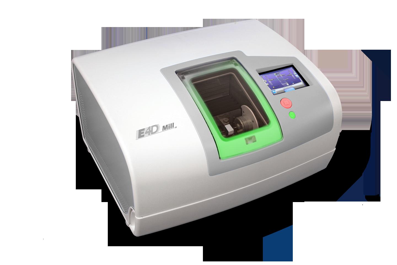 CAD/CAM milling system