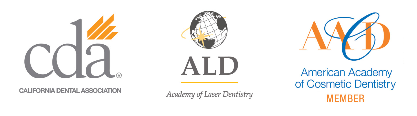 Dr. Emily Gentry is also certified the California Dental Association, Academy of Laser Dentistry and the American Academy of Cosmetic Dentistry