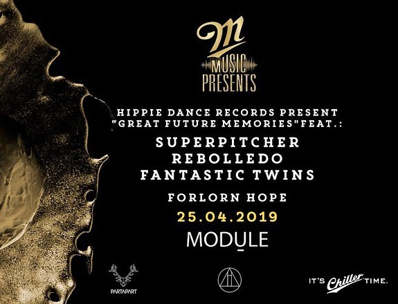 M Music 25th April @rebolledodesign @frankey_and_sandrino @supereich @thegoldenravedays @trulyfantastictwins @erayduzgunsoy @ilkercftc @sasse_blackheadstudios @forlornhopemusic #itschillertime #partapart  @arkaoda @moduleistanbul @istanbul_klein