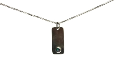 dog tag necklace for women