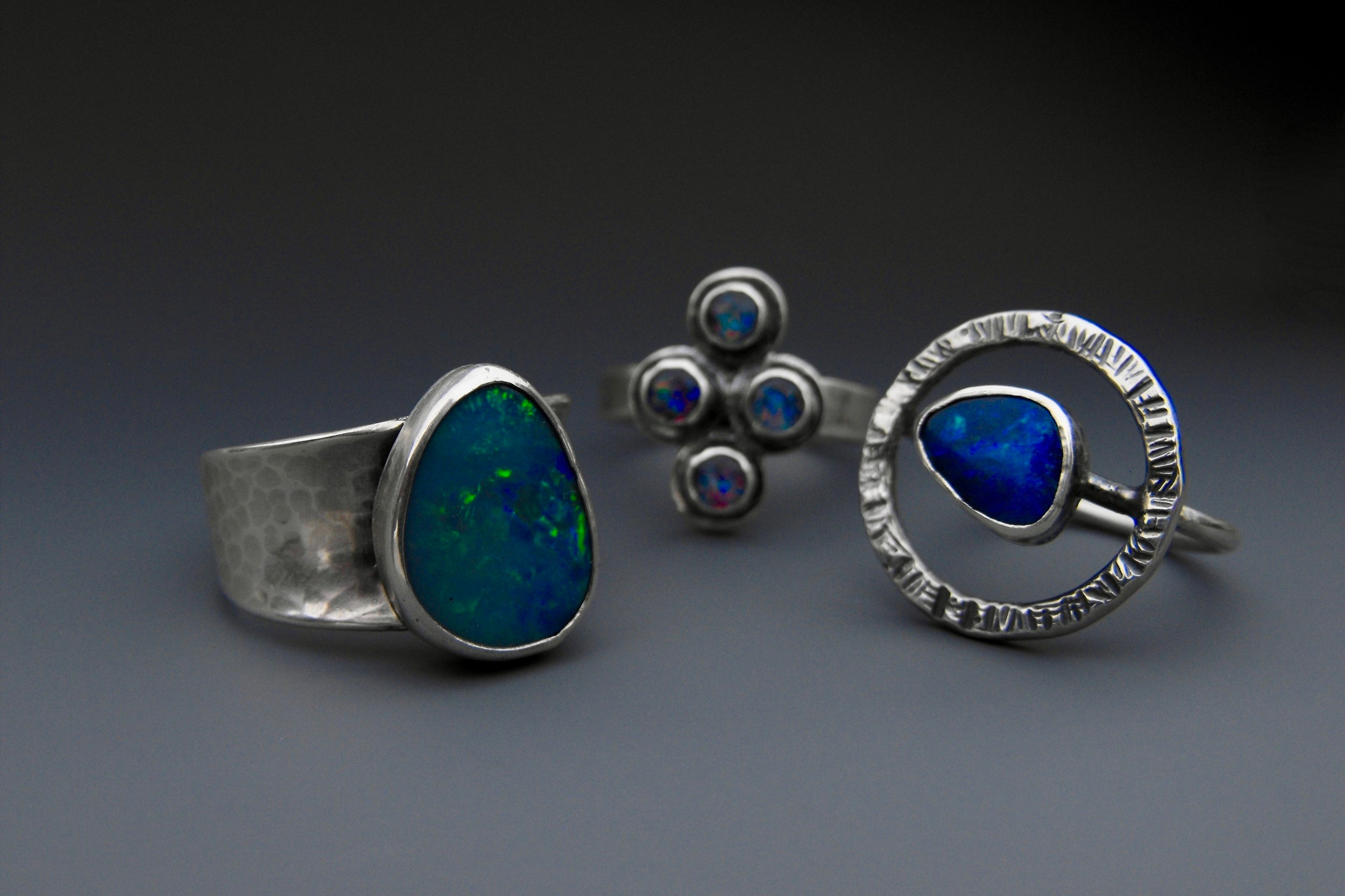 opal+cocktail+ring