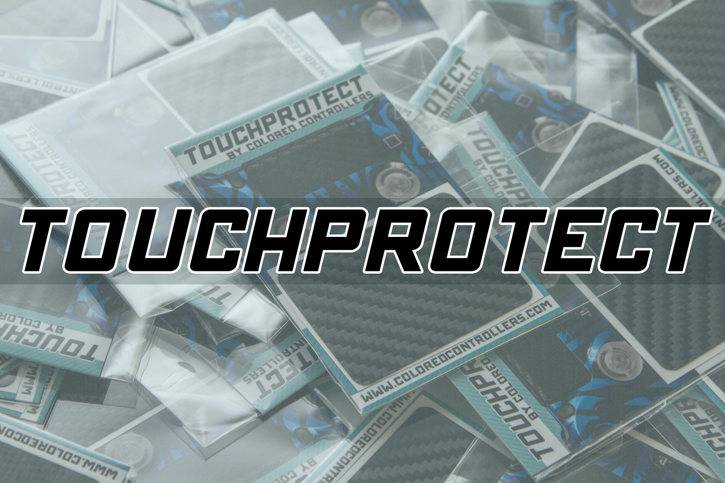Touchprotect Logo