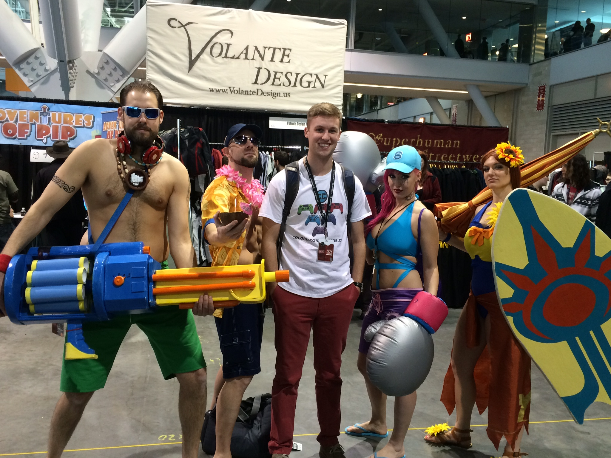 pax east cosplay 2015