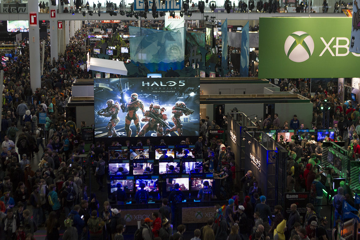 pax east halo 5 2015