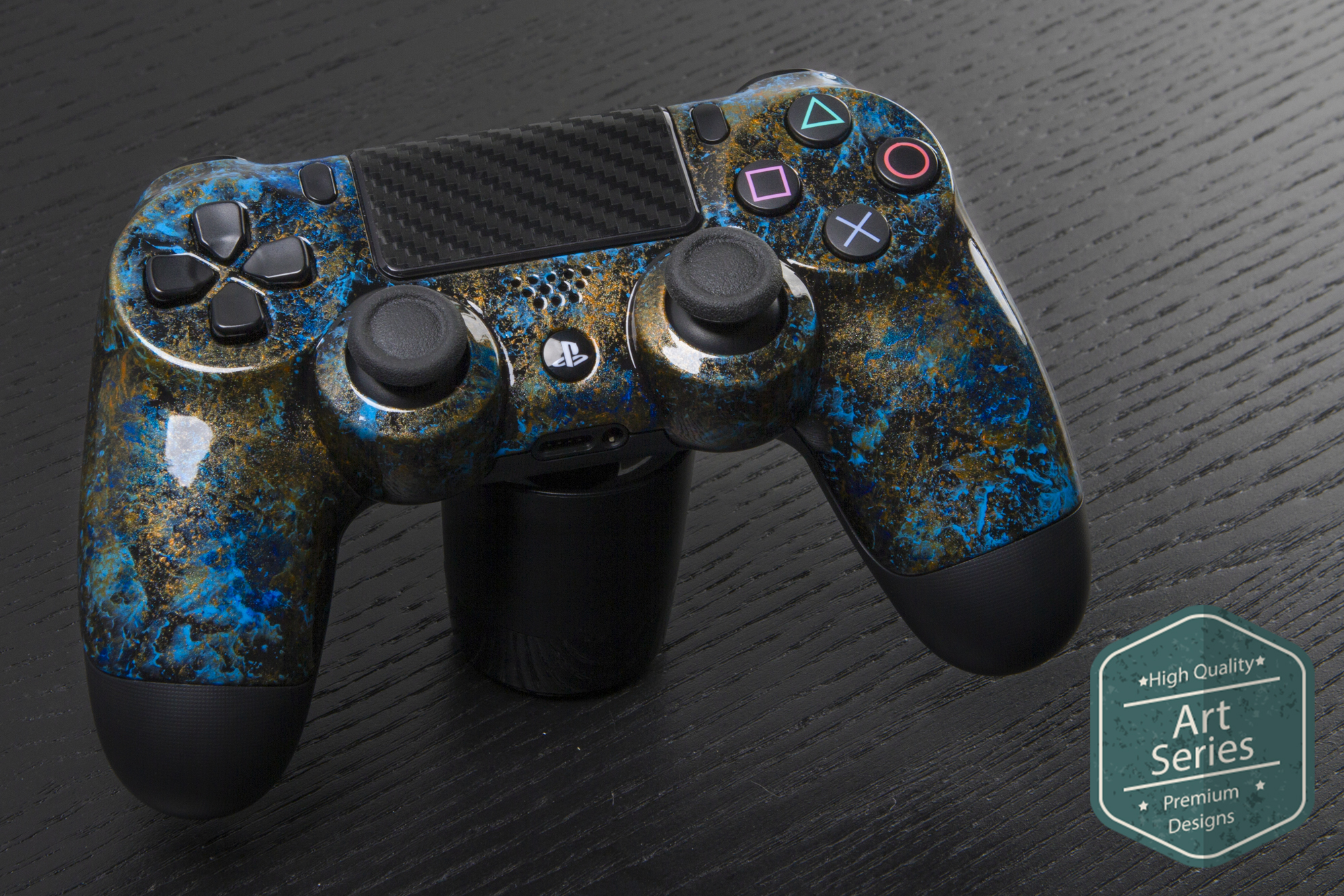 Sunken Treasure PS4 controller