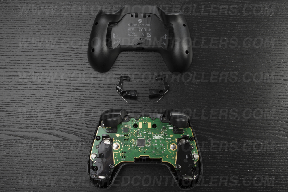 Steam Controller taken apart