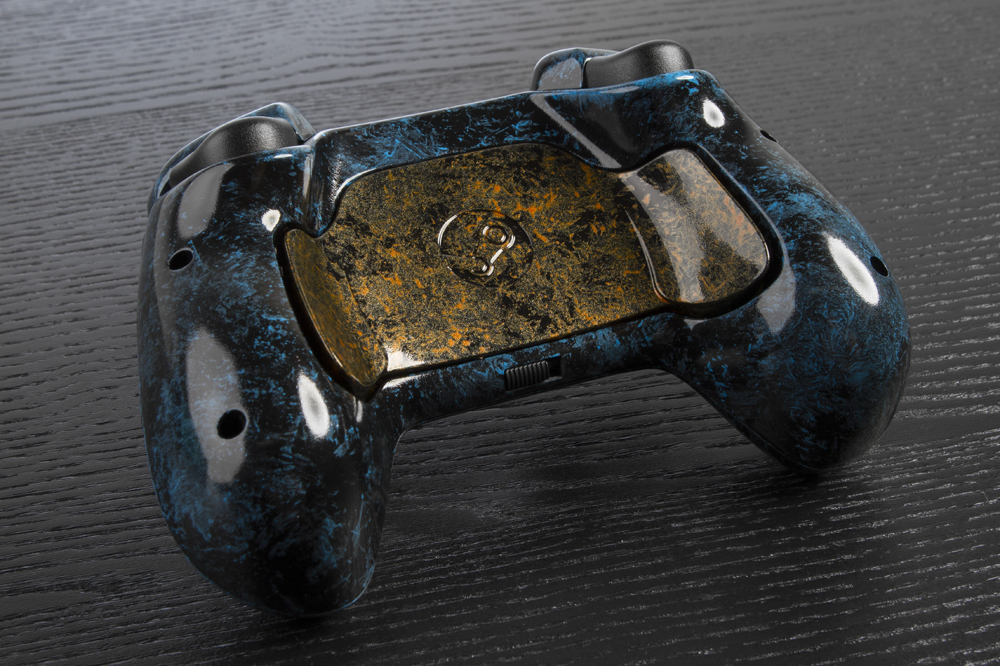Custom Steam Controller - Colored Controllers
