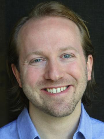 Nate Frederick, C.S.