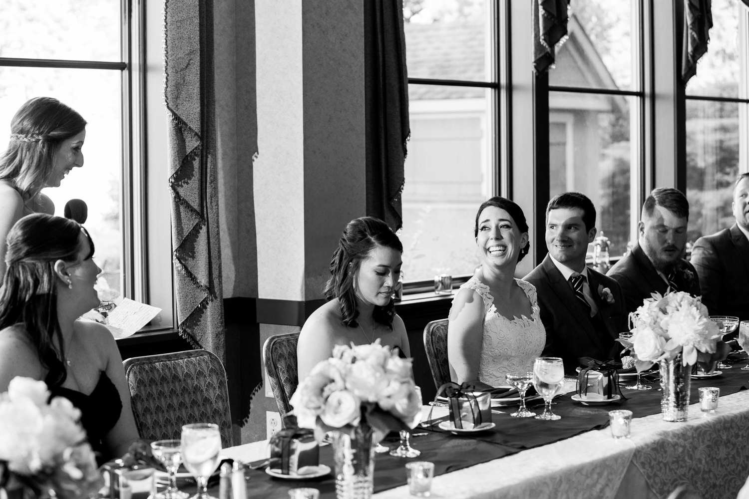 Maid of honor speech, Syracuse New York