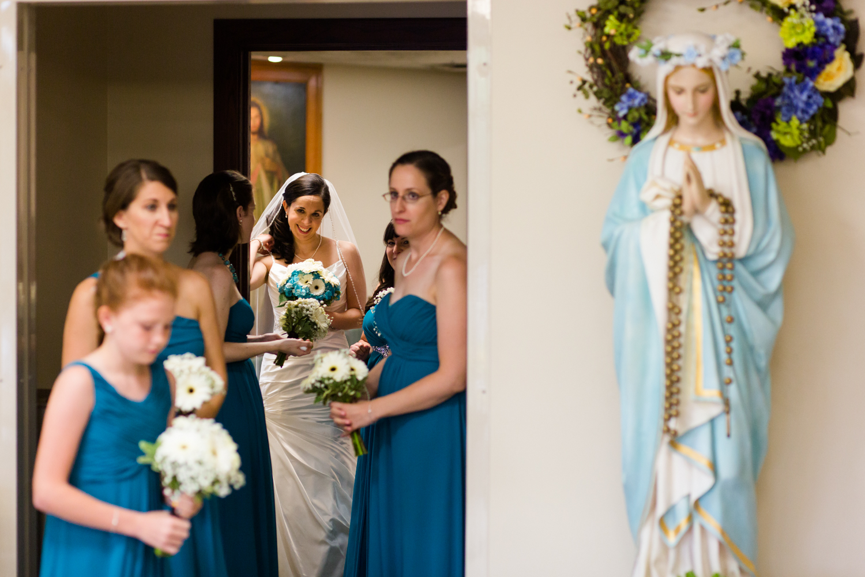 Syracuse church wedding