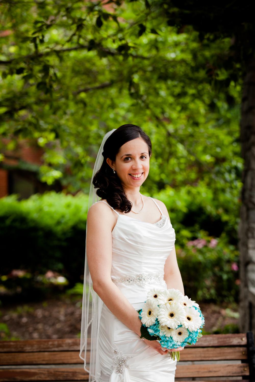 Gorgeous Syracuse bride.
