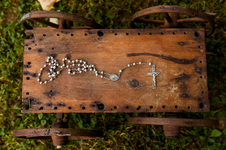 Bride's rosary
