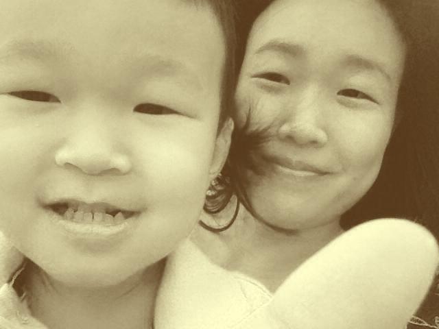 Joey+and+Mommy+sephia.jpg