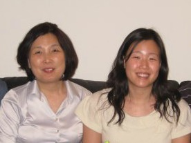 Throwback: My mom and I 2008. Do you see the resemblance?