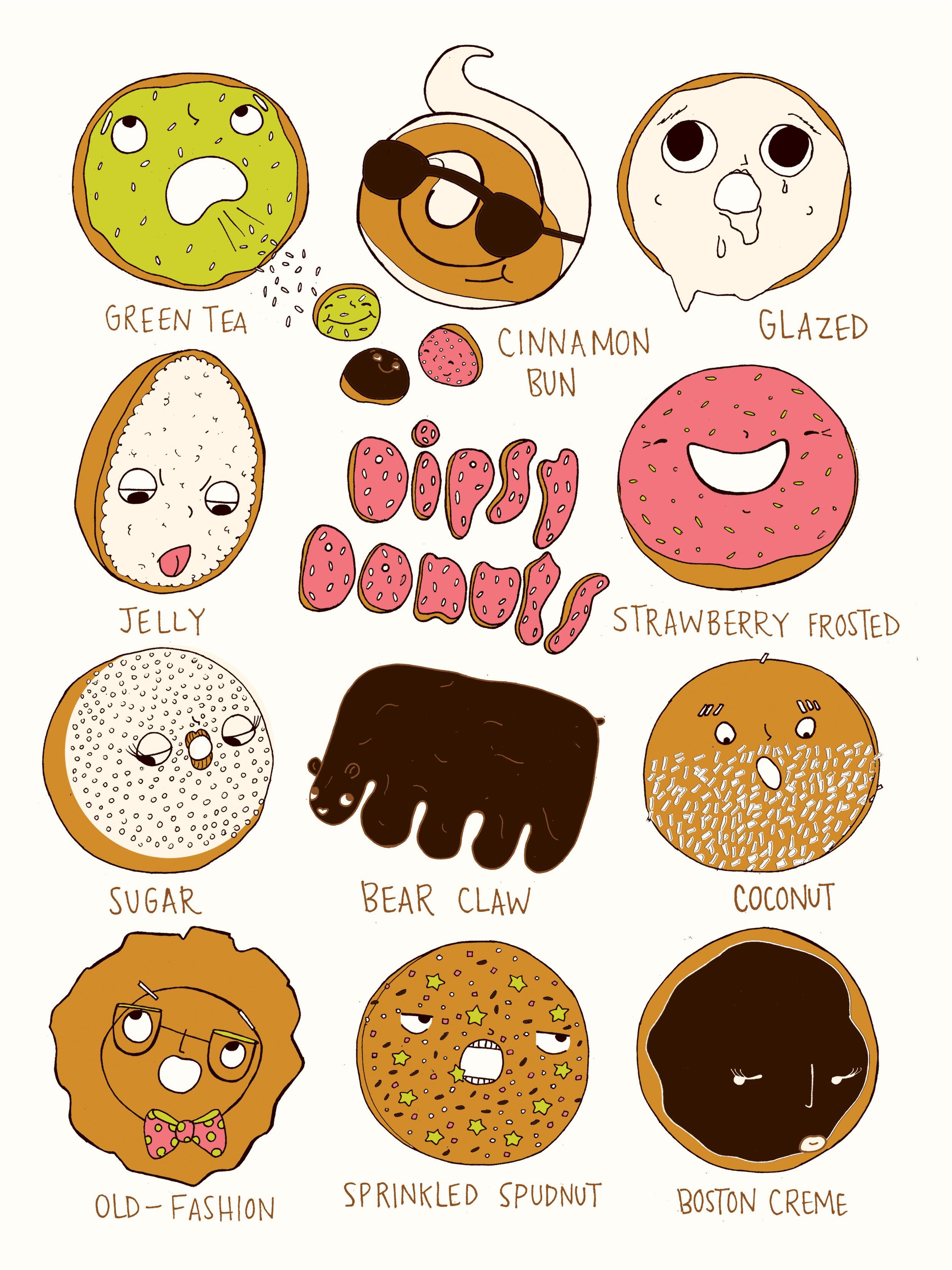 Dipsy Donuts 9x12.jpg
