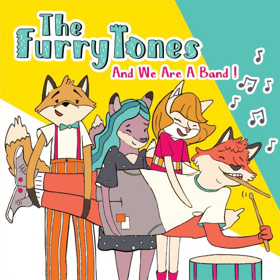 The FurryTones Album Cover