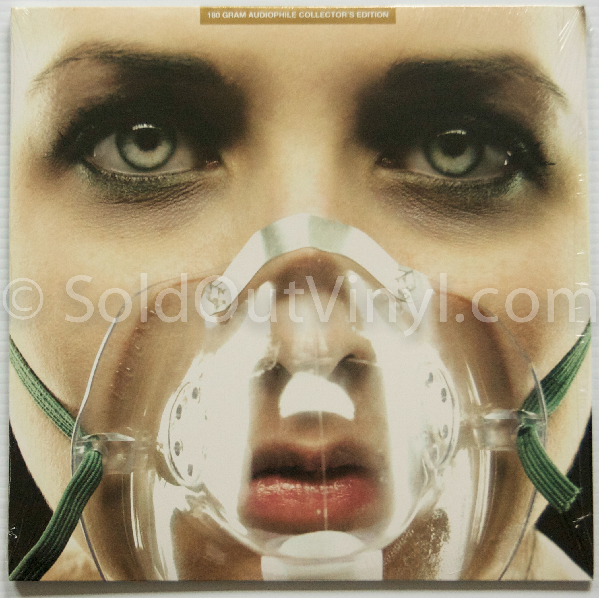 Underoath They Re Only Chasing Safety Vinyl Blue Lp