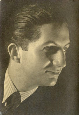 Portrait of Georges Mora c.1930's