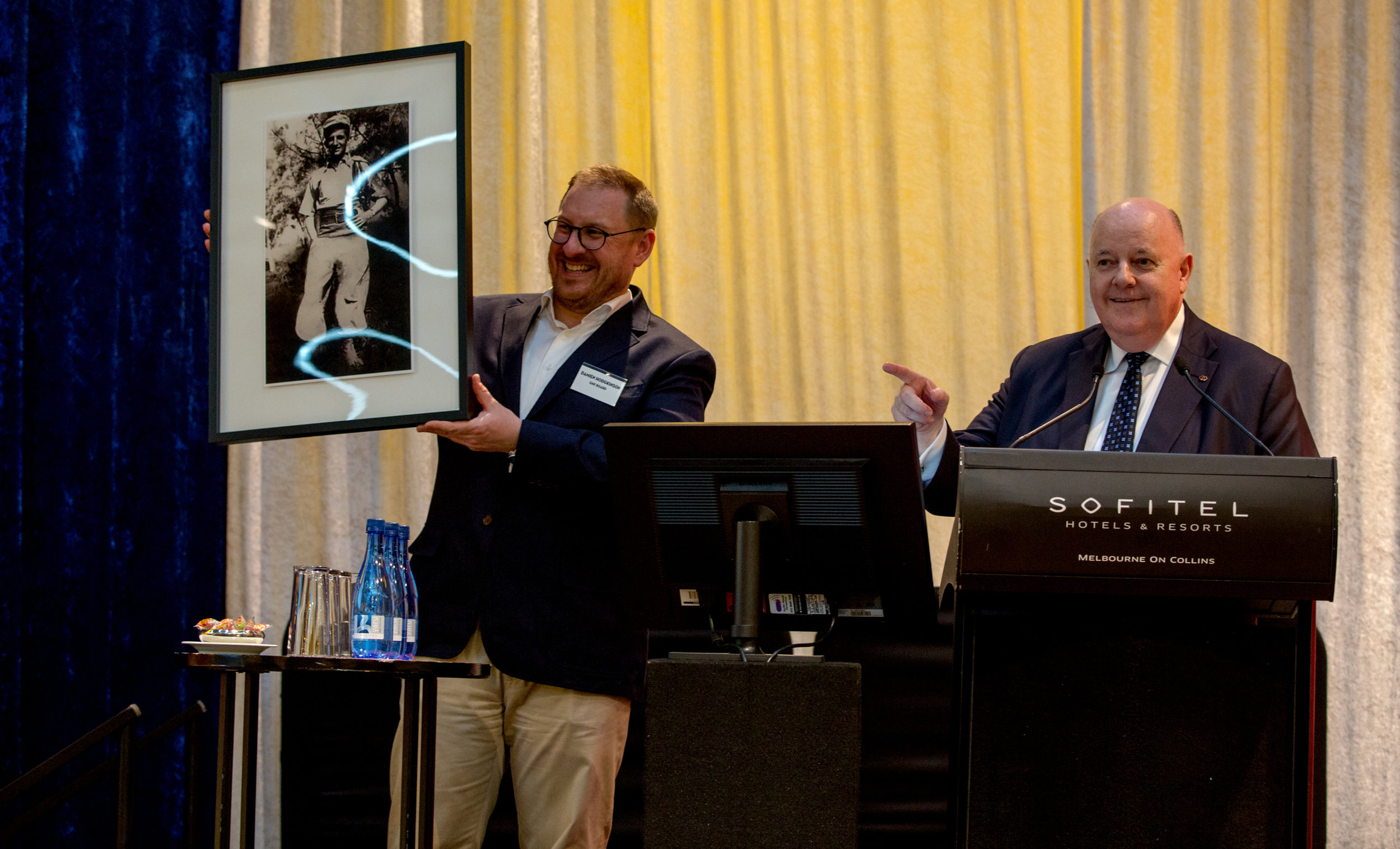 Georges Mora Sofitel Melbourne on Collins