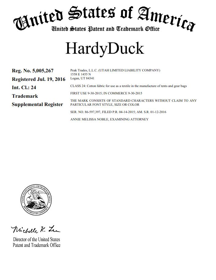 logan utah trademark lawyer
