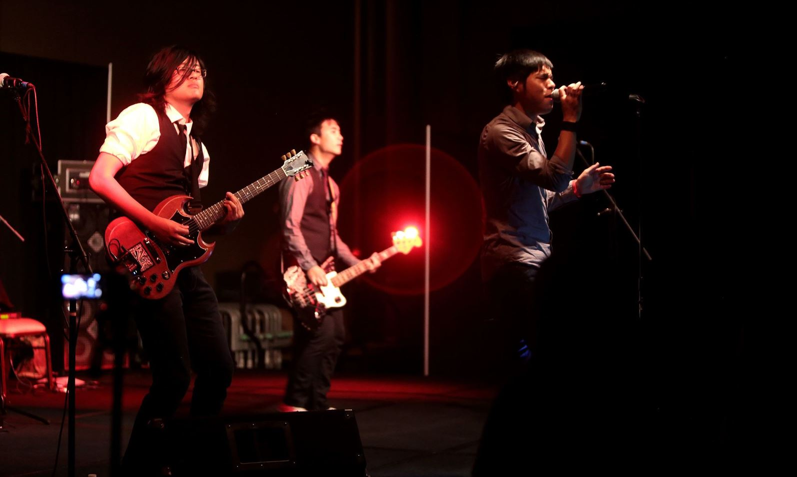 the slants - photo courtesy of gage skidmore, wikipedia