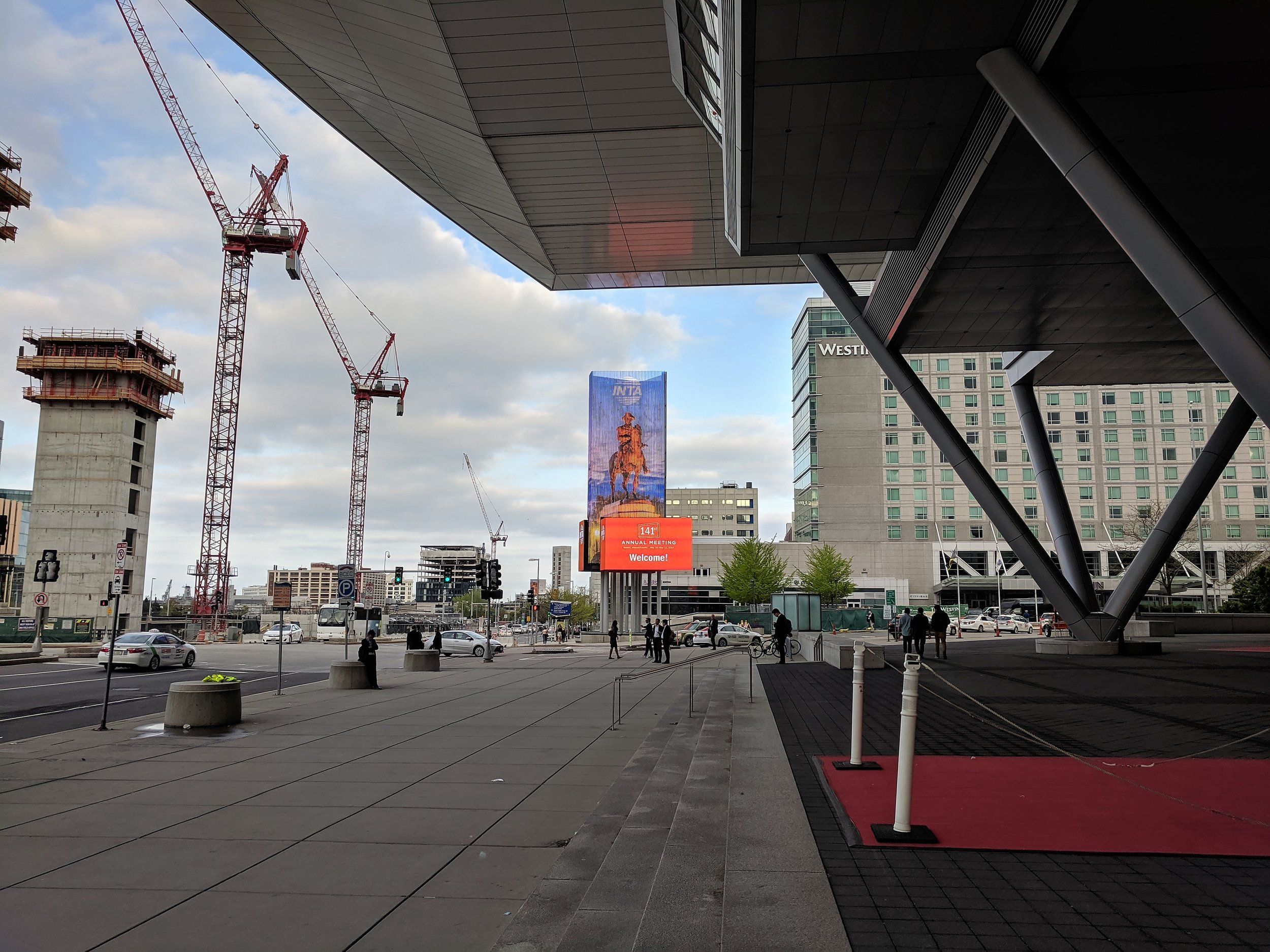 boston convention & exhibition center