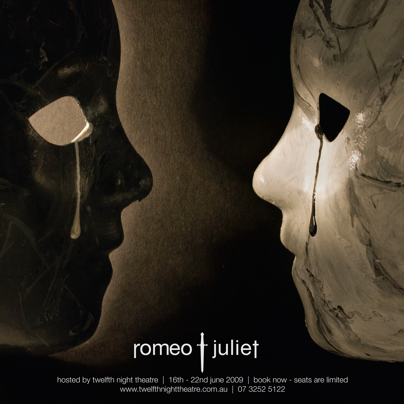 Romeo and Juliet Theater Poster