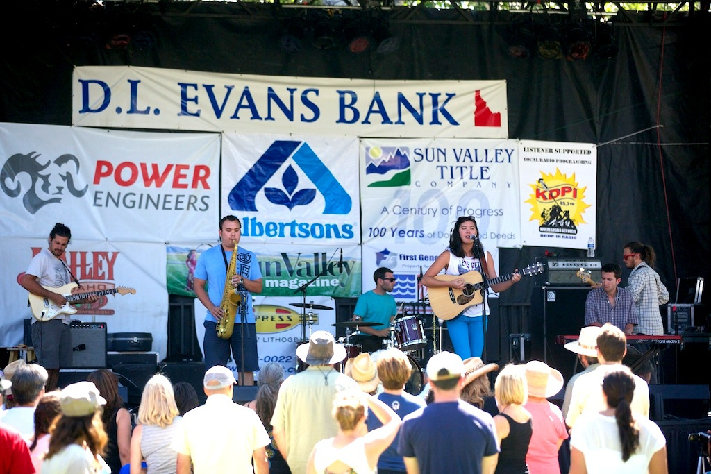Northern Rockies Music Festival - Hailey, ID  August 2013