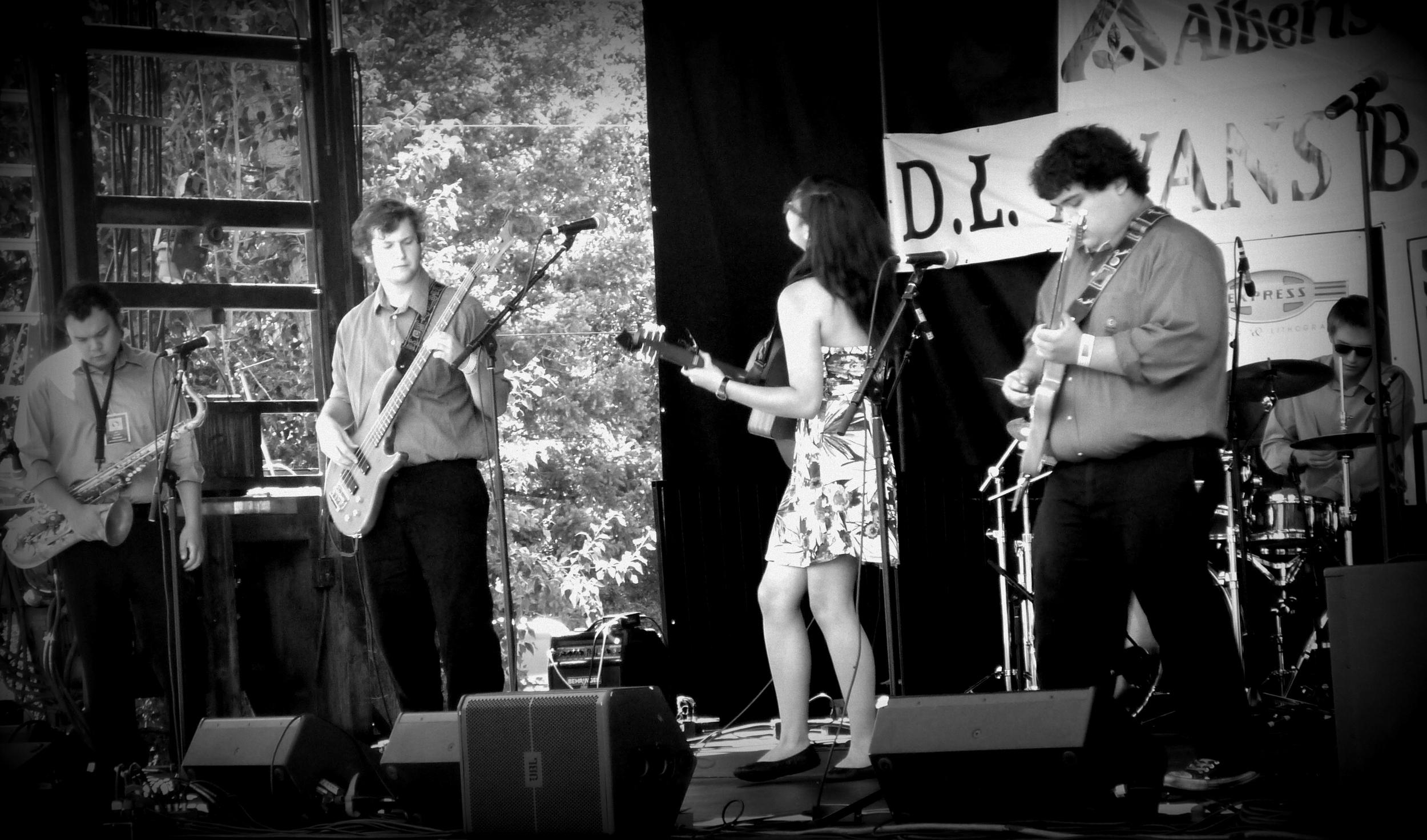 Northern Rockies Folk Festival - Hailey, ID  August 2011