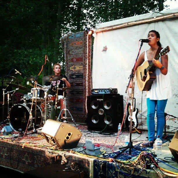Dog Days Music Festival - Hailey, ID  June 2012