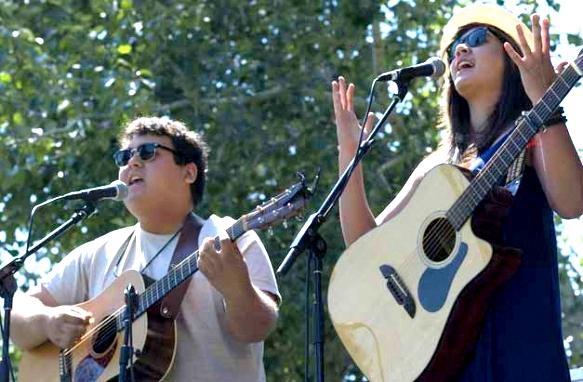 Northern Rockies Folk Festival - Hailey, ID  August 2010