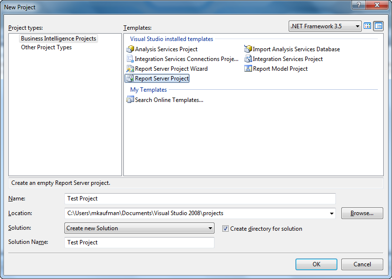 Microsoft SQL Server Reporting Services with ServiceNow