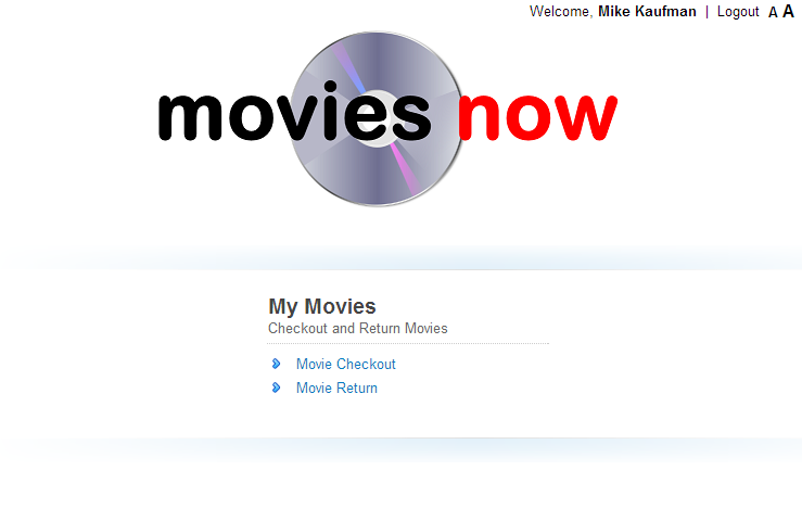 Movies Now App — ServiceNow Elite