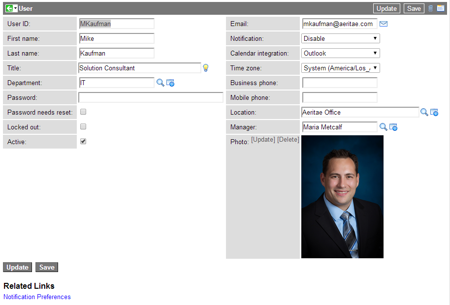 Import User Photo from LDAP — ServiceNow Elite