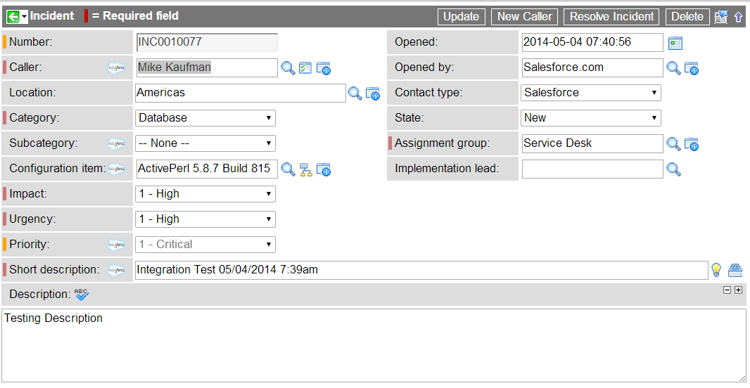 Image Field Style for ServiceNow Integrations — ServiceNow Elite